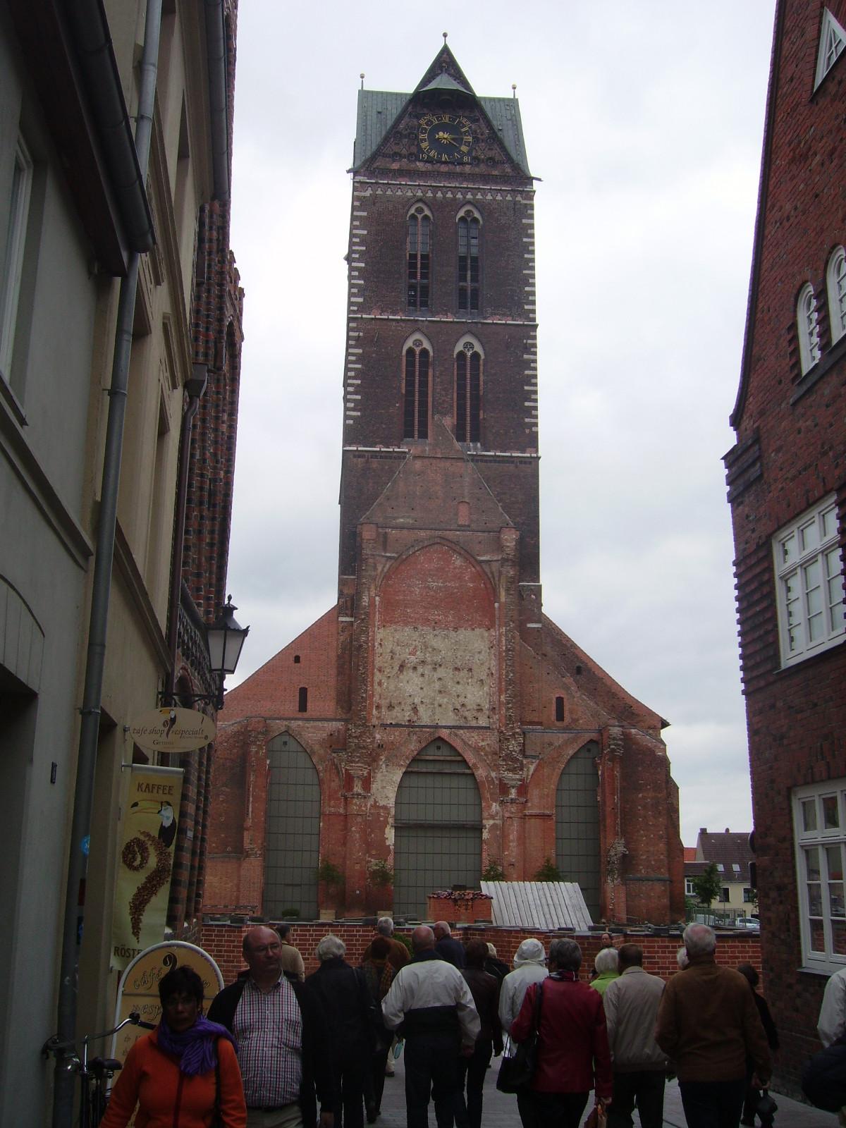 Bilde av St.Mary`s Kirche.