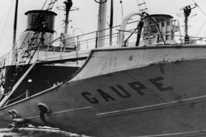 Bilde av Hvalbåten Gaupe
