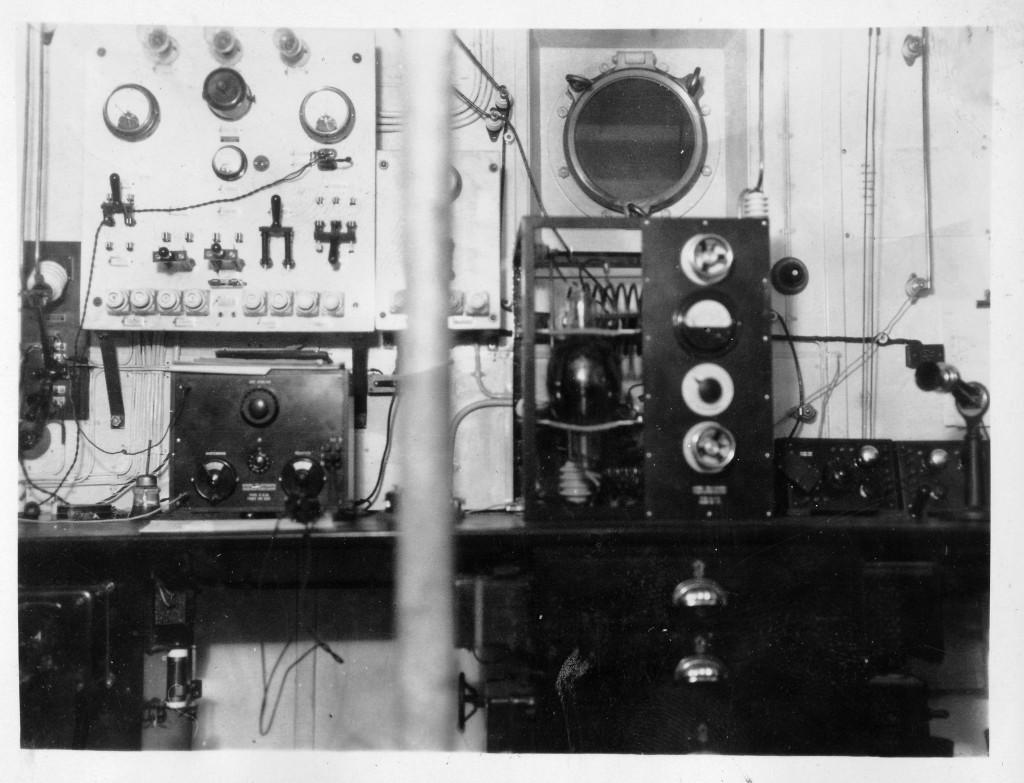 Bilde av Radiostasjonen på Kosmos