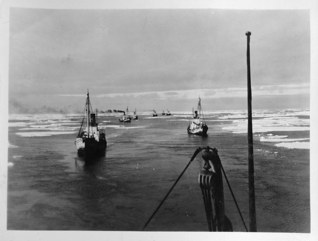 Bilde av På vei inn til Rosshavet
