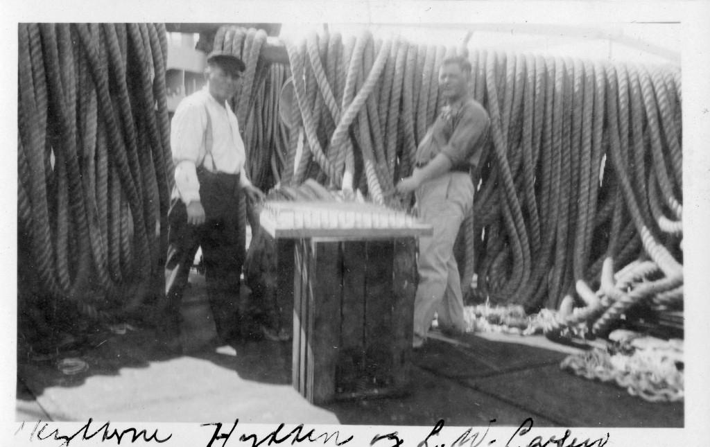 Bilde av Skytterne Hytten og Carlsen