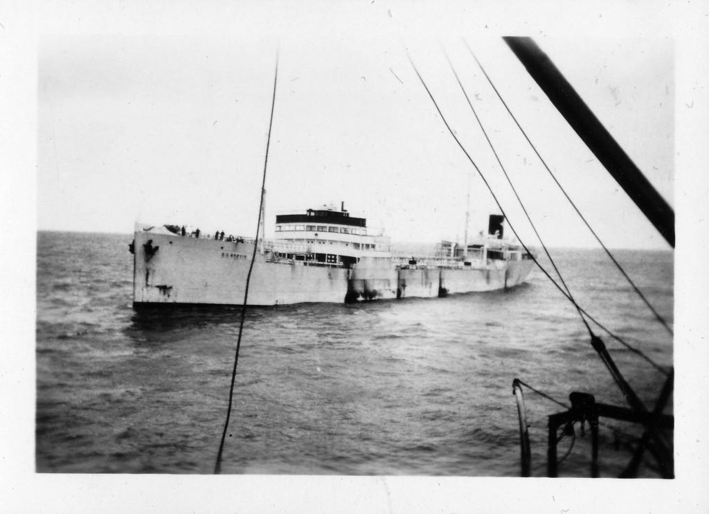 Bilde av Ukjent skip