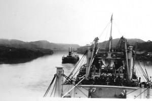 Bilde av Panamakanalen