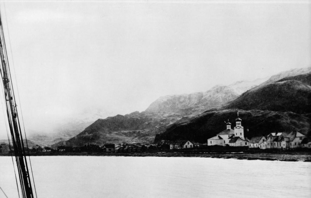 Bilde av Kaptein Christian Theodor Pedersen