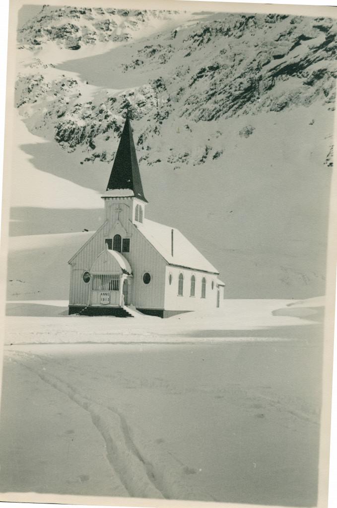 Bilde av Grytviken Kirke