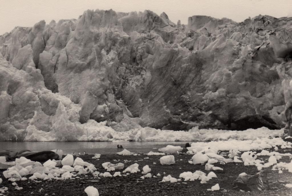 Bilde av Isfjell