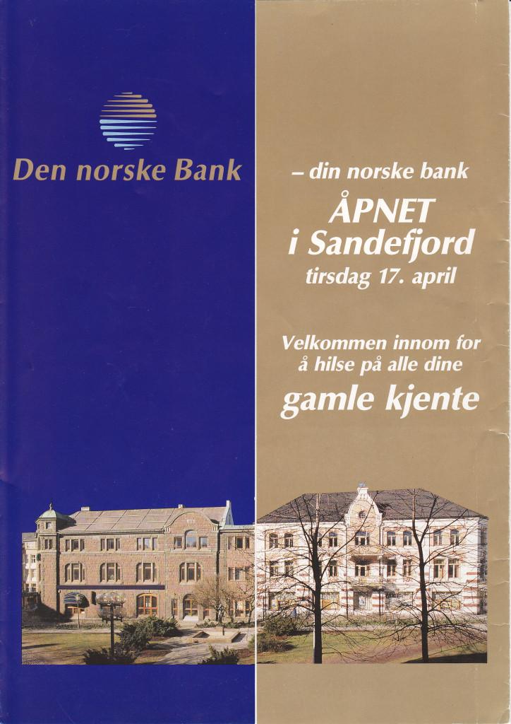 Bilde av Privatbanken (DnC) blir DNB
