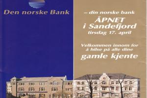 Bilde av DnC og Bergen Bank blir til DNB