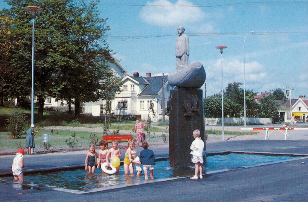 Bilde av Sandefjords Sparebank. Gave  til Sandefjord Kommune