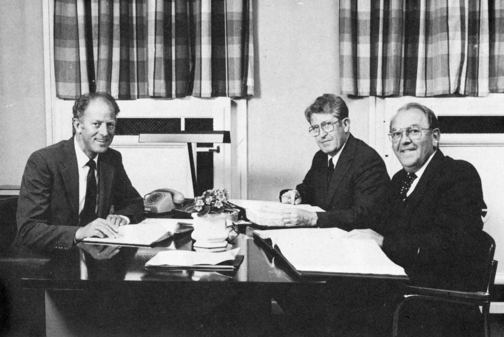 Bilde av Møte i Kontrollkomiteen