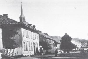 Bilde av Sandefjords Sparebank, Bygninger/lokaler