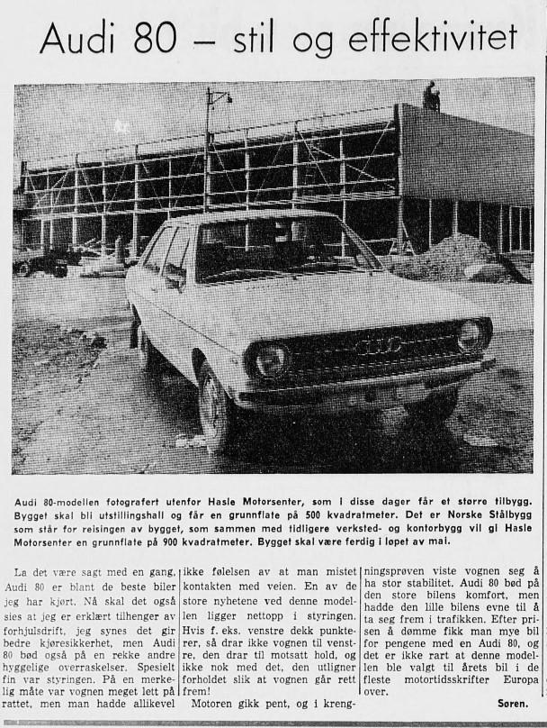 Bilde av Utbygging 1973