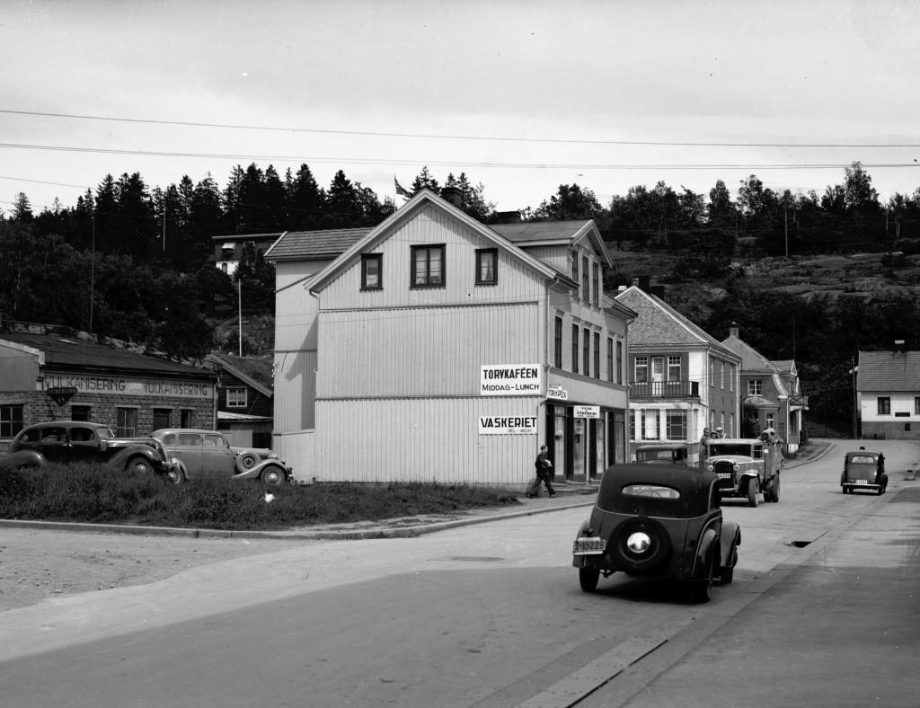 Bilde av Torggangen / Peter Grøns gate 2