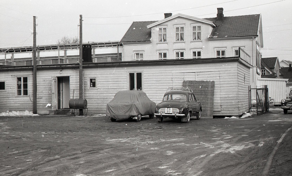 Bilde av Innbrudd Peter Grøns gate