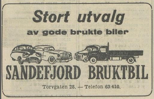 Bilde av Annonse - 1960