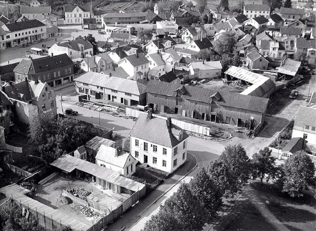 Bilde av Østlandets Bygningsartikkelkompani, Dronningens gate 12