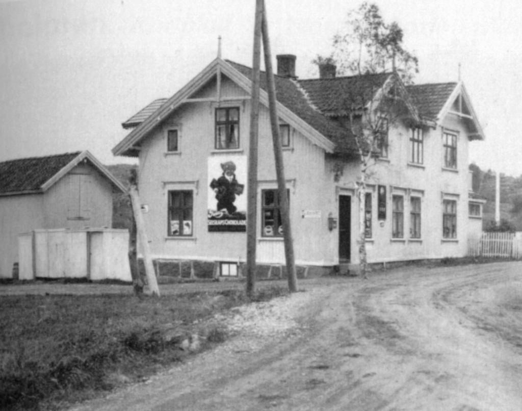 Bilde av Kolonial/Båsteinkrysset