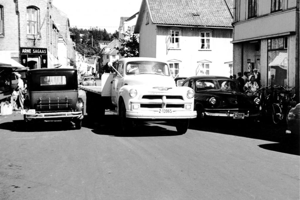 Bilde av Stor trafikk