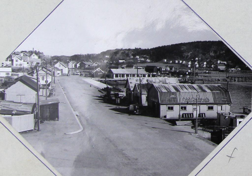 Bilde av Fiskeforretningene på Brygga