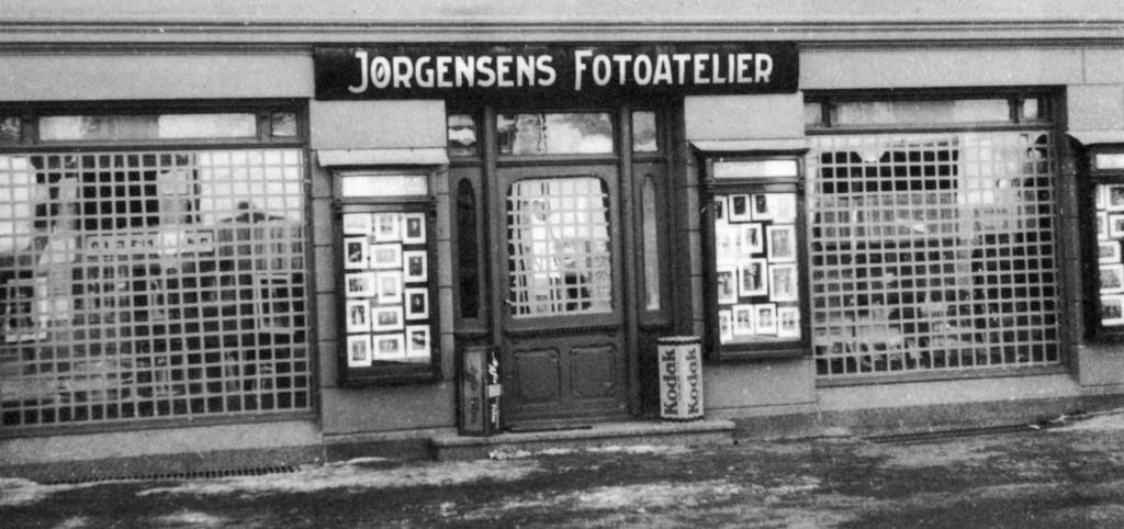 Bilde av Jørgensens Fotoatelier/Kongens gate