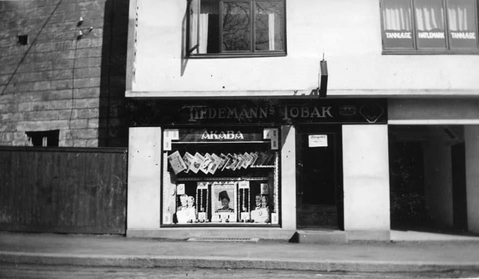 Bilde av Fasade mot Jernbanealleen