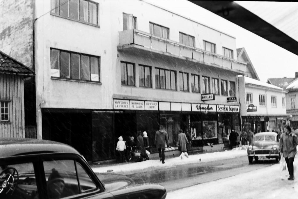Bilde av Forretningen 1959