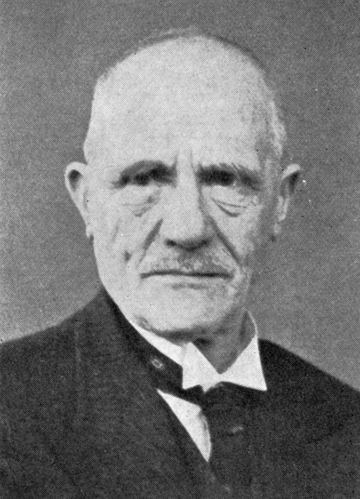 Bilde av Kjøpmann Gustav Kaldager