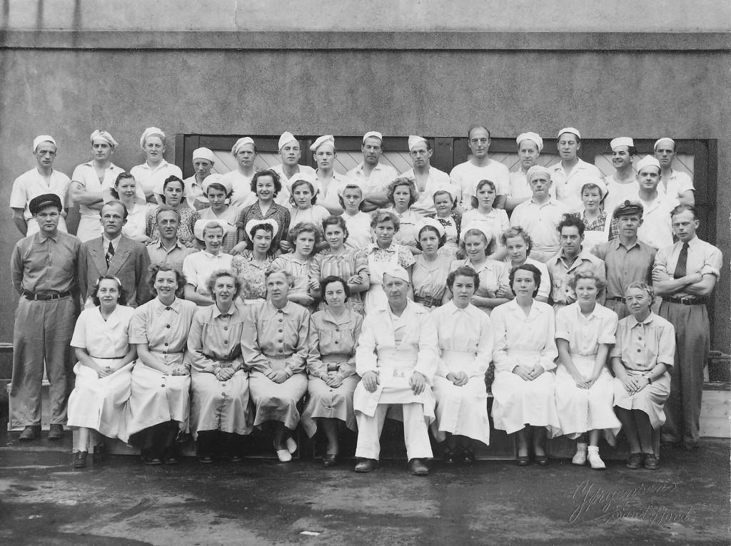 Bilde av Personalet 1963