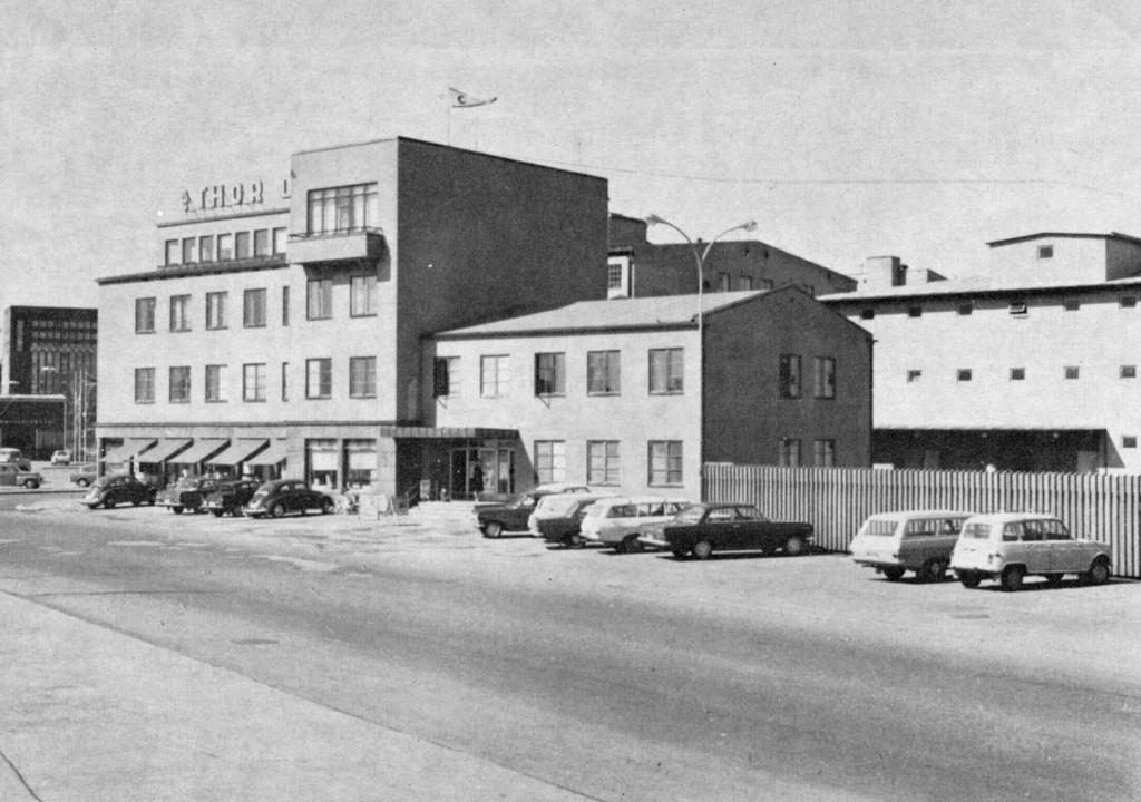 Bilde av A/S Thor Dahl Skipshandel, lokaler