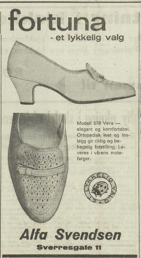 Bilde av Annonse 1961
