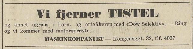 Bilde av Annonse 1948