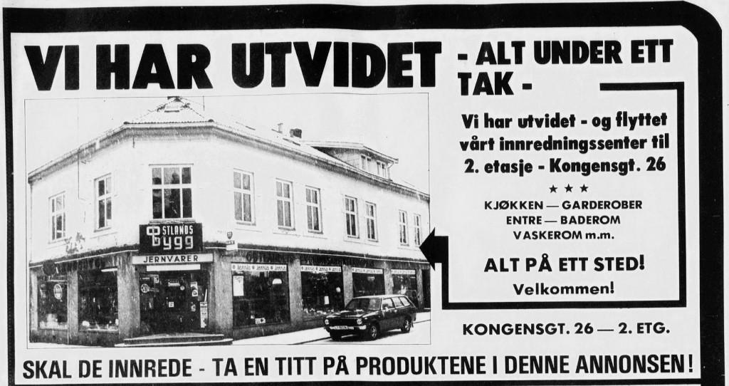 Bilde av Annonse 1976