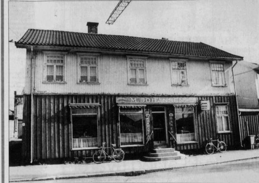Bilde av Baker M. Johansen/Prinsens gate 1