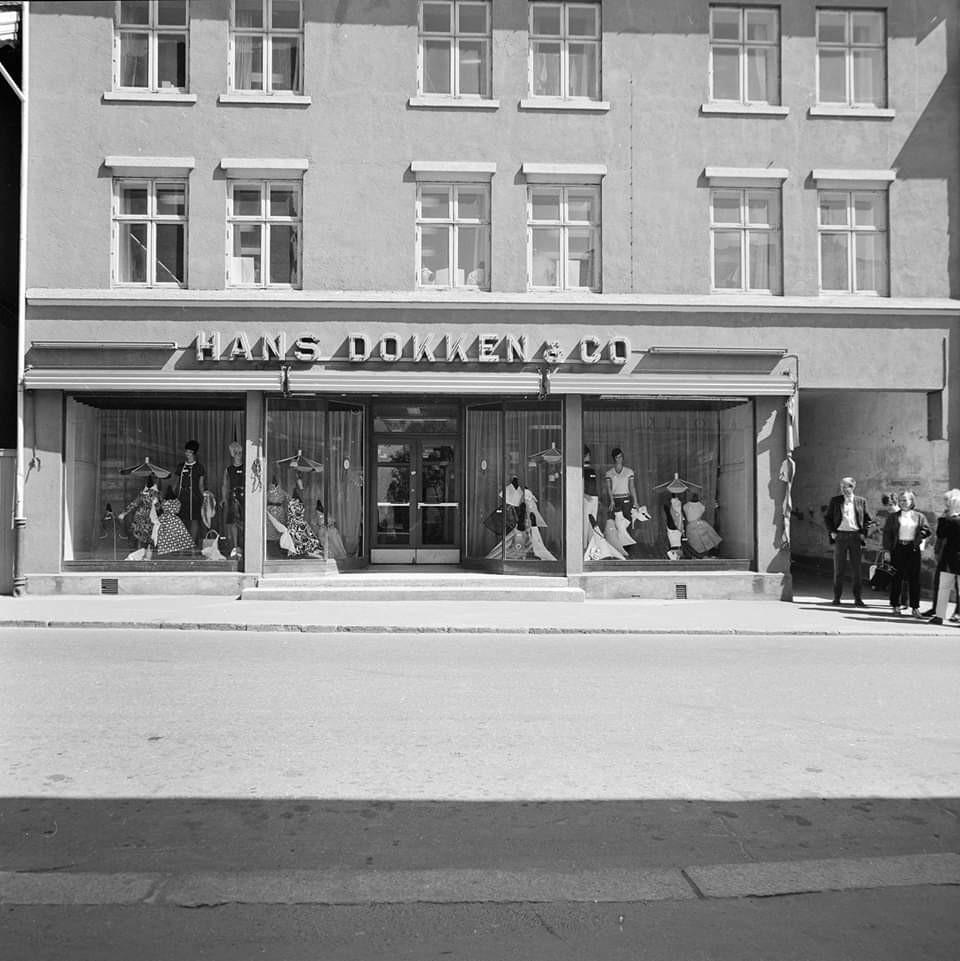 Bilde av Fasade mot Storgata