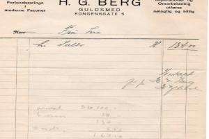 Bilde av Berg, H. G.