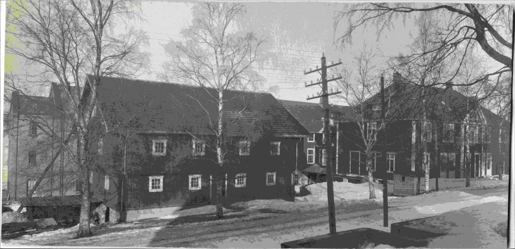 Bilde av Gokstadveien 16 til høyre