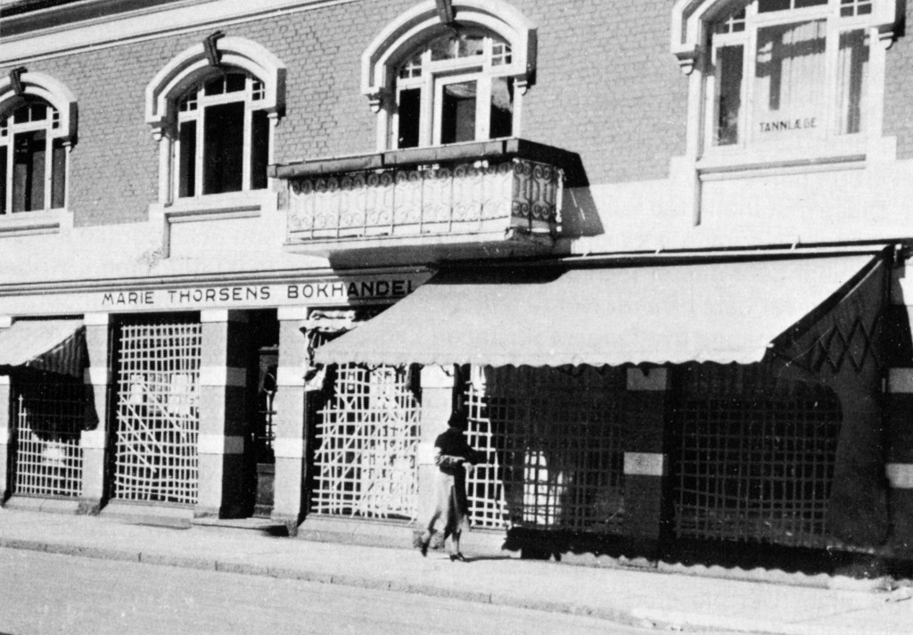 Bilde av Bok & Papirhandel / Kongens gate 5