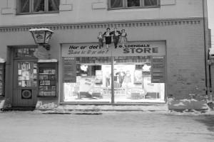 Bilde av Butikker: Bok, papir, trykkeri