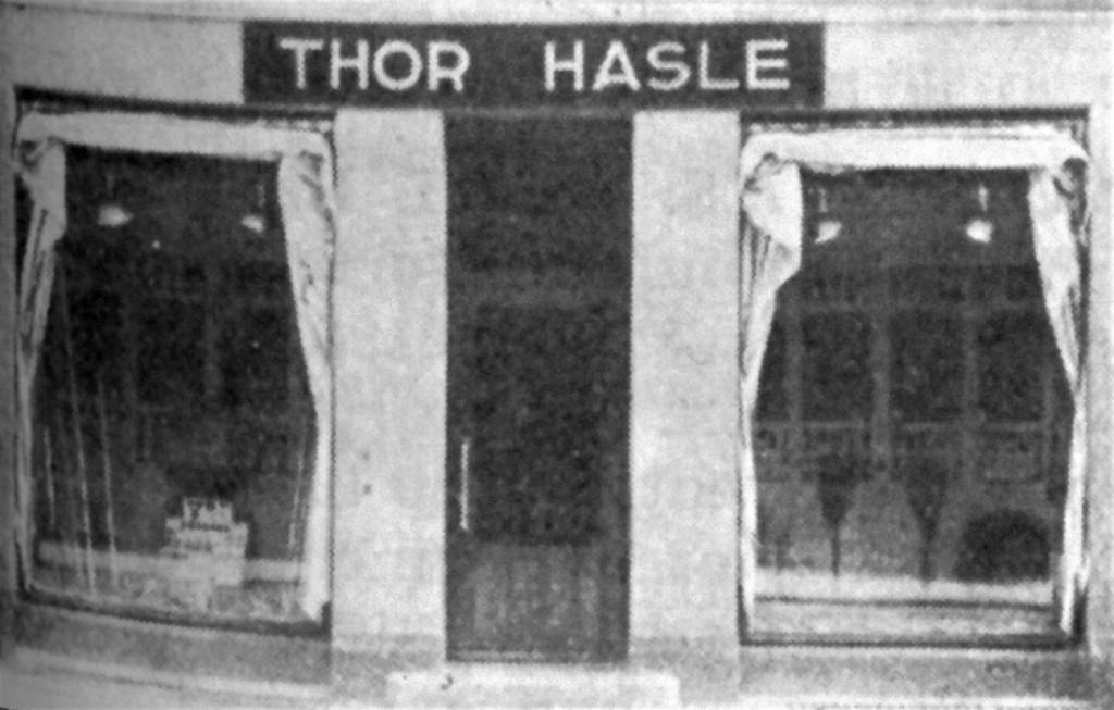 Bilde av Butikken til Thor Hasle
