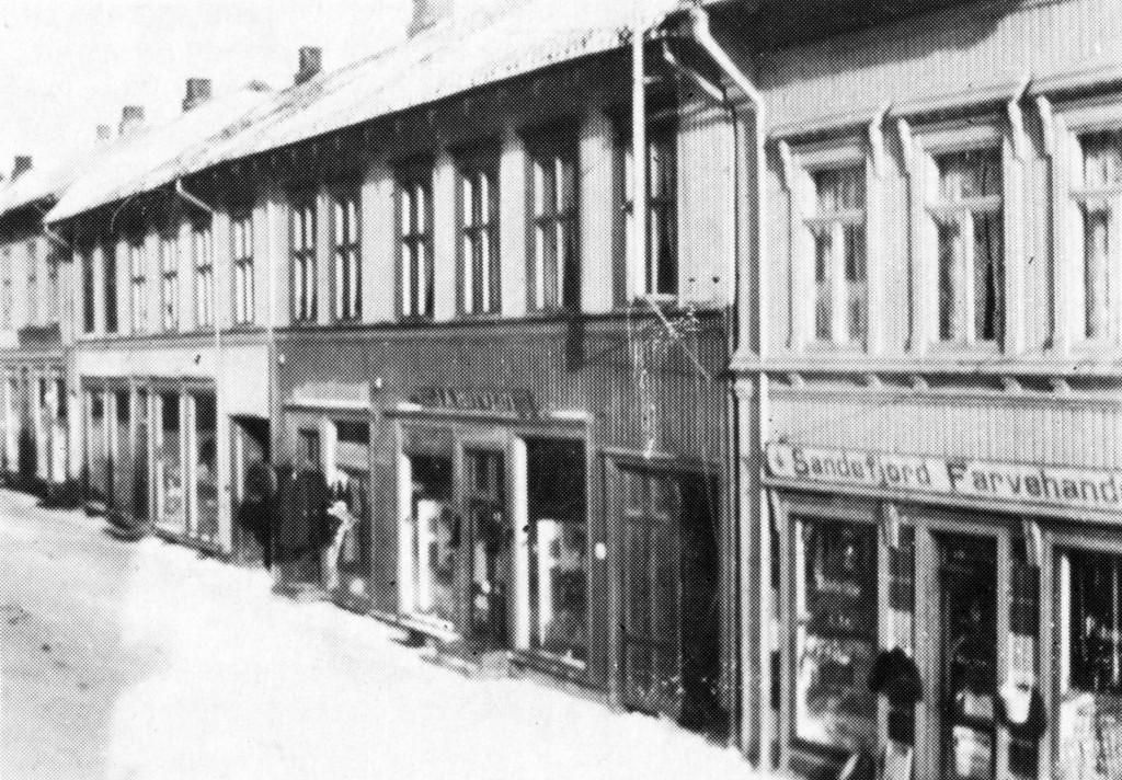 Bilde av Sandefjord Farvehandel as Storgata 9