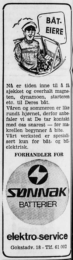 Bilde av Annonse 1973