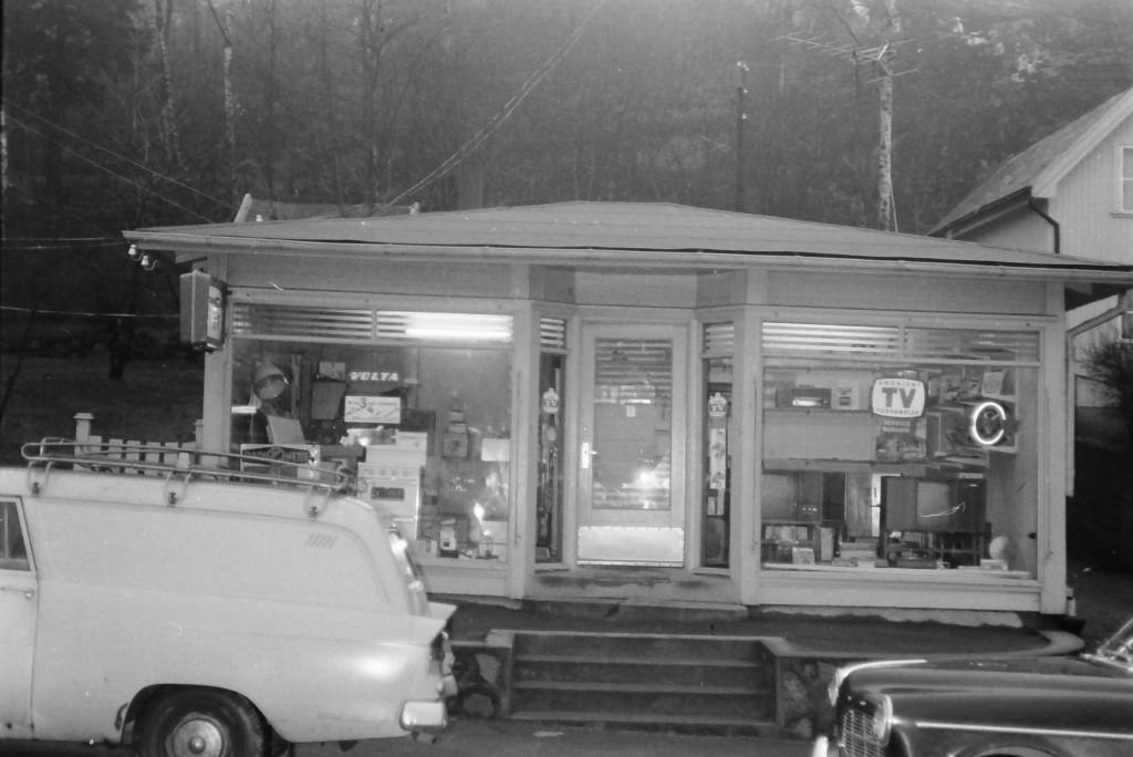 Bilde av Innbrudd - 1966