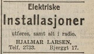 Bilde av Bjerggata 17 / 1932
