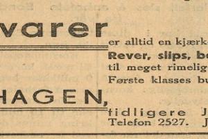 Bilde av Hagen, E. H.