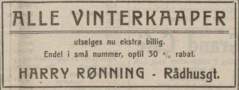 Bilde av Annonse - 1932