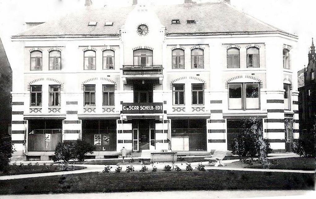 Bilde av Fasadebilde fra Byparken