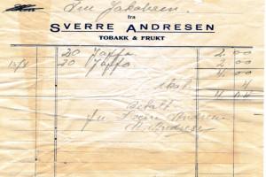 Bilde av Andresen, Sverre