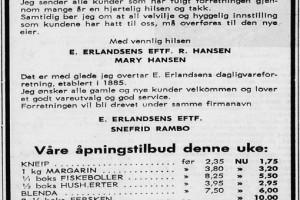 Bilde av Erlandsens Eftf., E.
