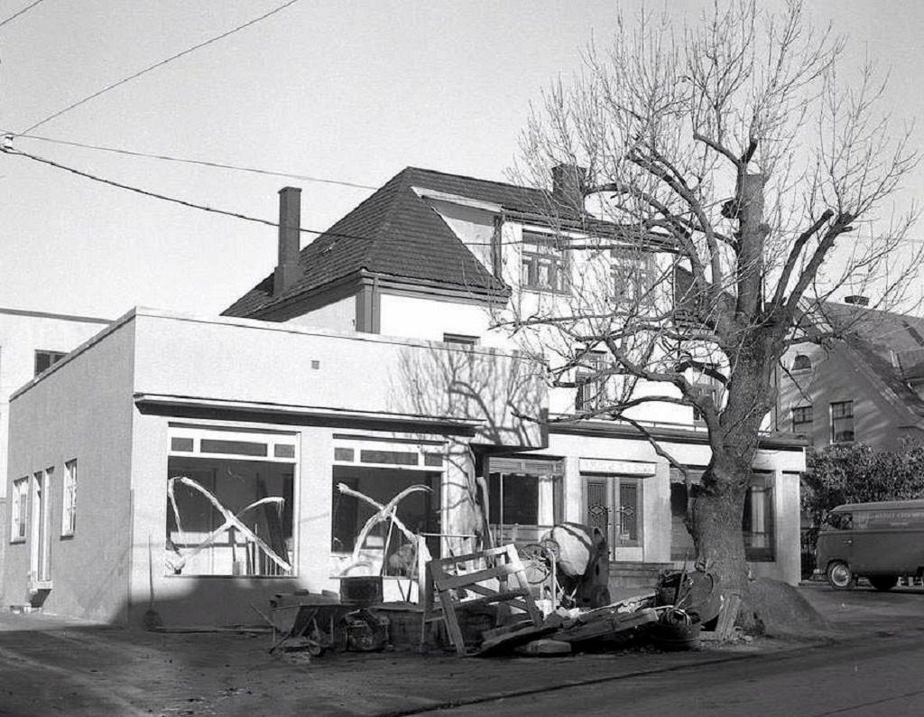 Bilde av Oppussing 1955