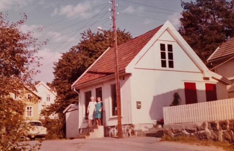 Bilde av Kolonial Gokstadryggen